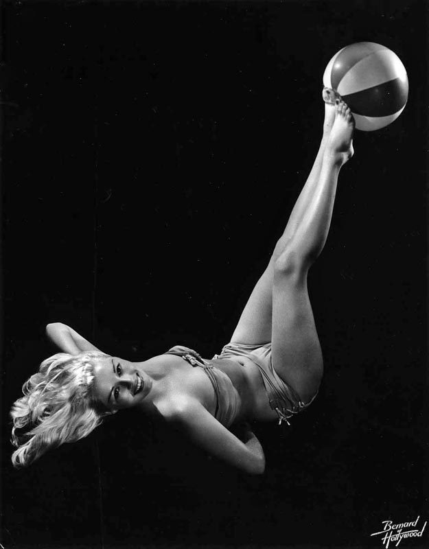Classic Pin-Up - Well Balanced, Jeanette Donnell