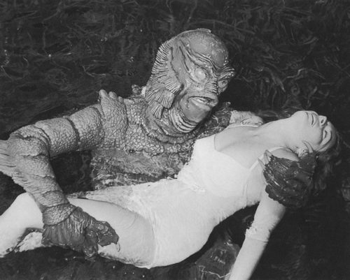 Silver Springs Underwater (The Creature from the Black Lagoon)
