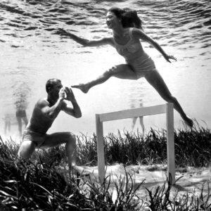 Silver Springs Underwater (jumping hurdle go)