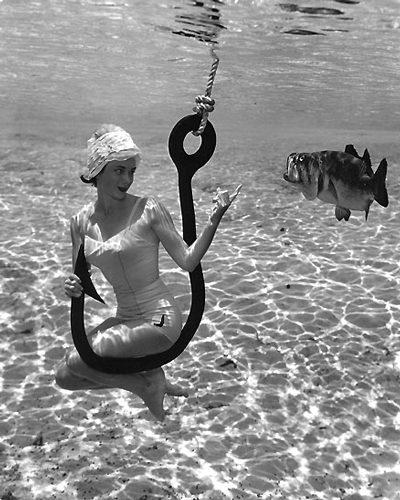 Silver Springs Underwater (fishing hook)