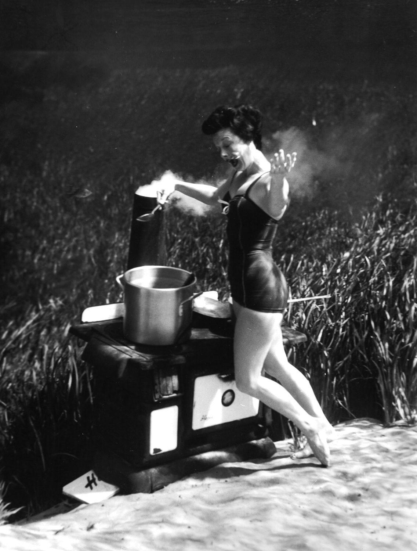 Silver Springs Underwater (cooking)