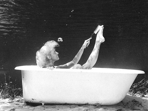 Silver Springs Underwater (bathtub)