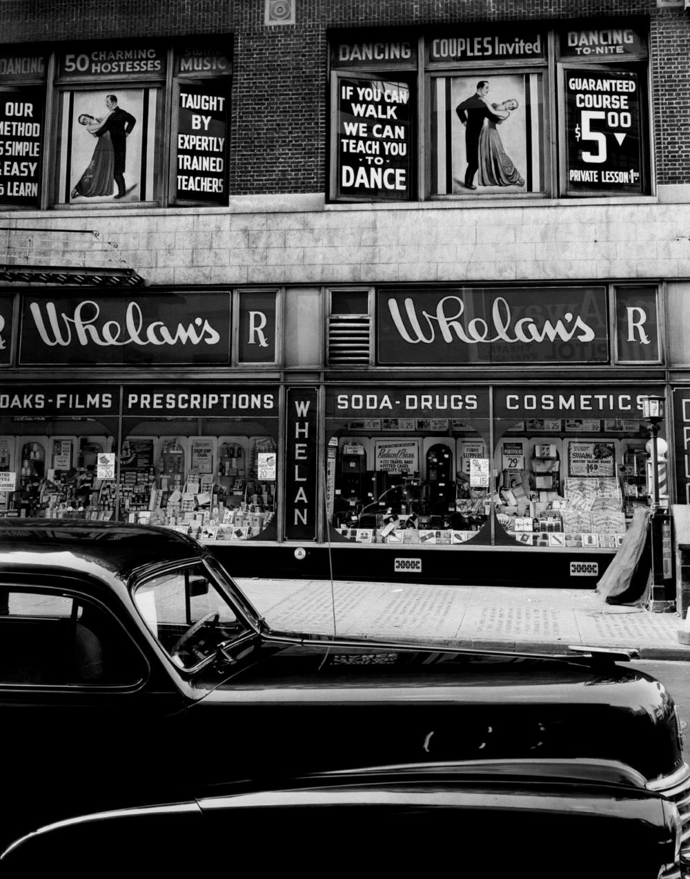 Untitled (Whelan's Drugstore, New York)