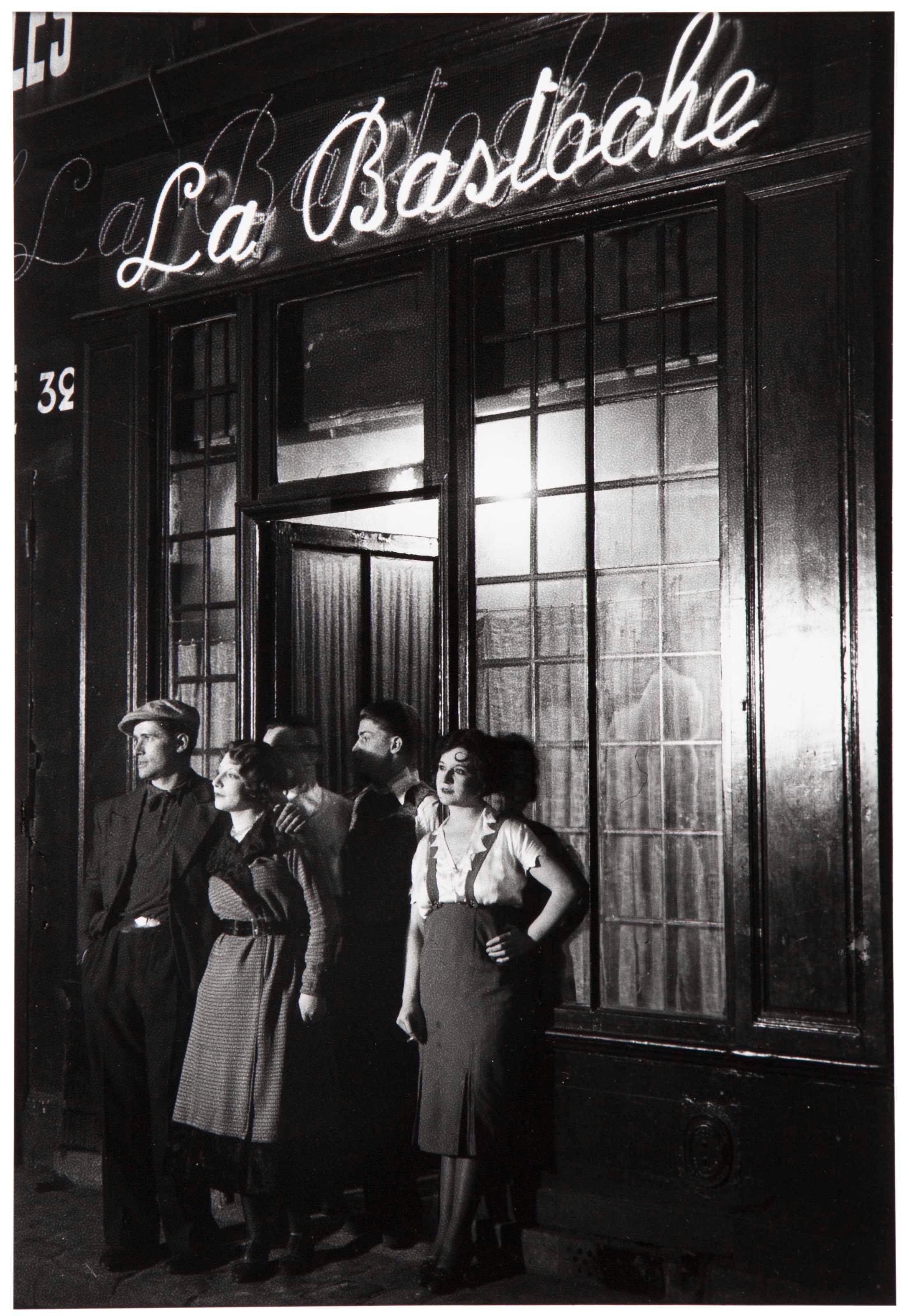 Un Bar Rue de Lappe (La Bastoche)