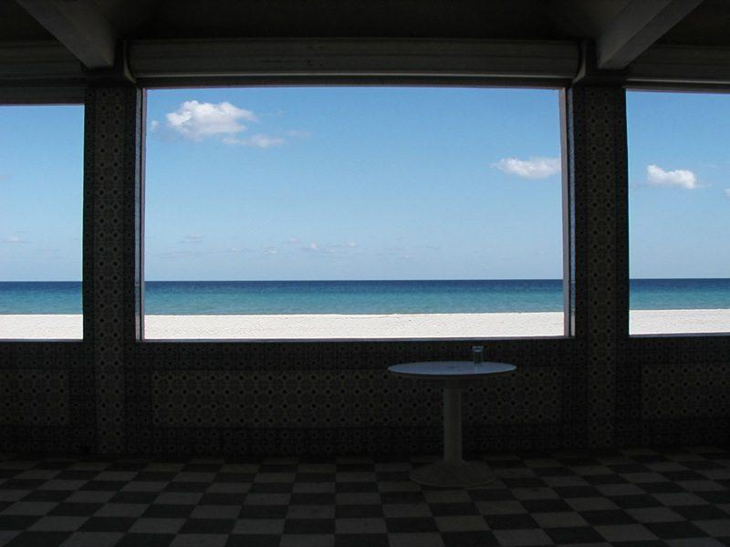 Café de la mer / The Café of the Sea