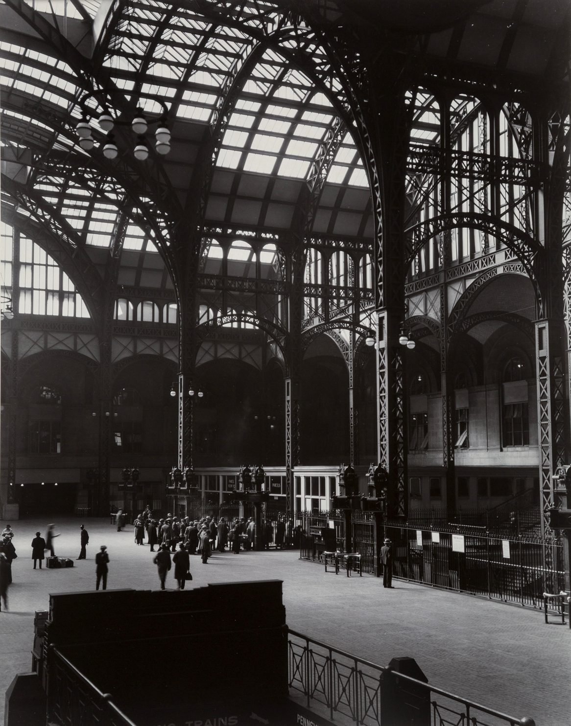 Pennsylvania Station Interior