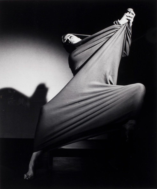 Martha Graham- Lamentation