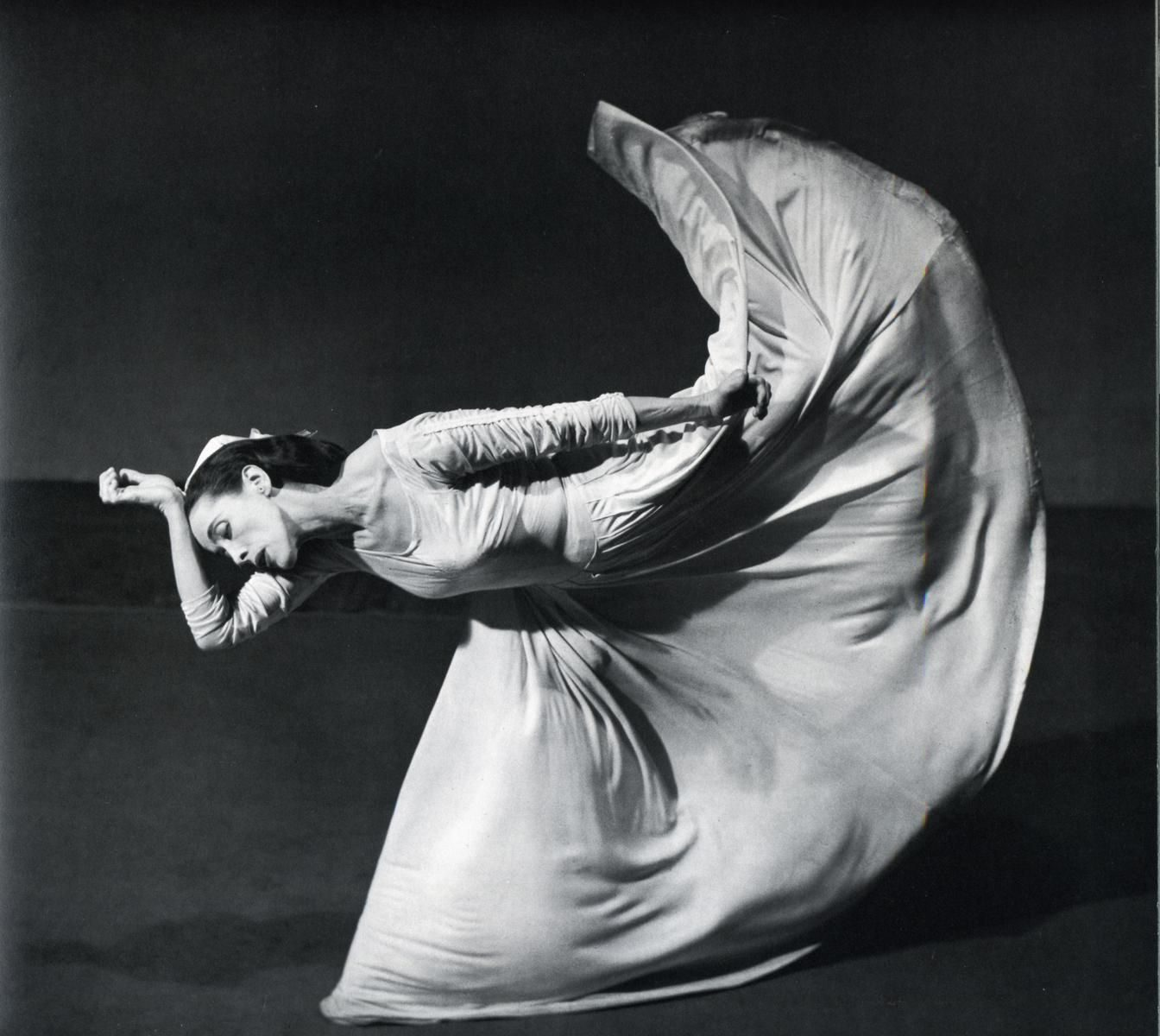 Martha Graham- Letter to the World, Kick.
