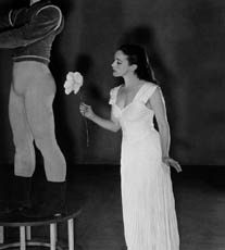Martha Graham, Every Soul Is a Circus (flower)