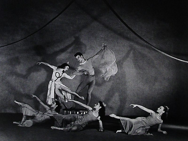 Martha Graham, Every Soul Is a Circus (Garland Entry)