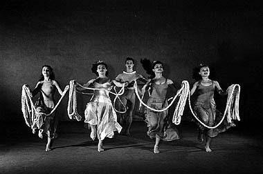 Martha Graham, Every Soul Is a Circus (Merce Cunningham & dancers)