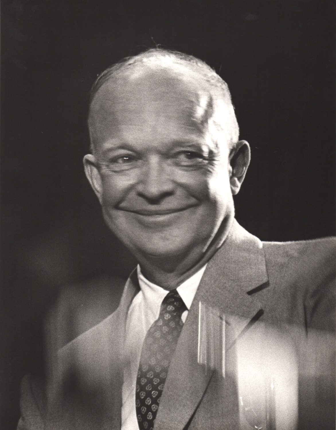 President Dwight D. Eisenhower