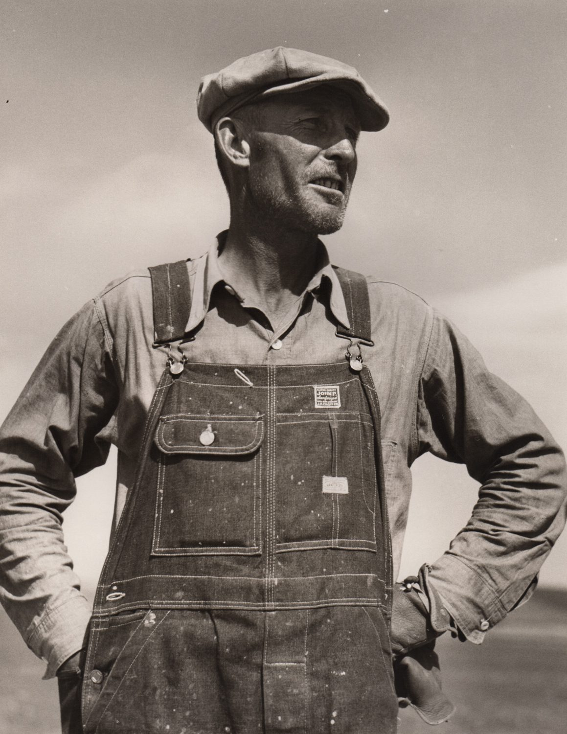 President of farmers cooperative, Loup City, Farmstead, Nebraska