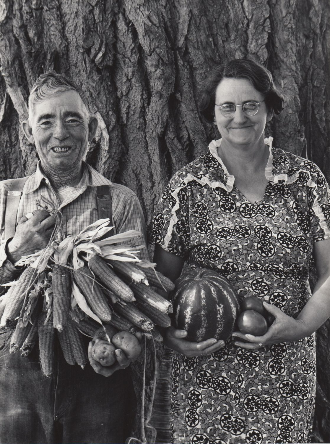 Farmer and Wife, Kersey, CO