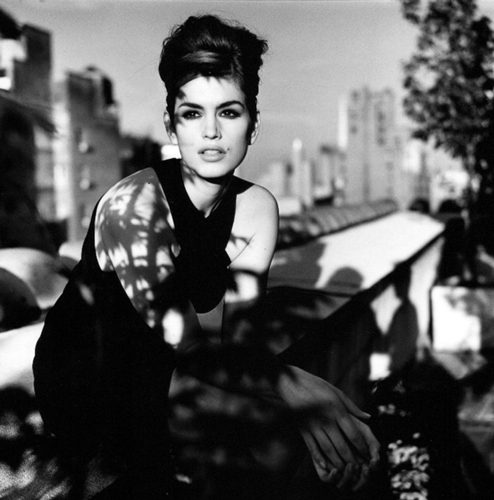 Cindy Crawford, New York