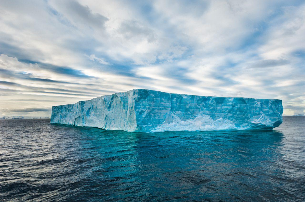 Ice Floe, Antarctica