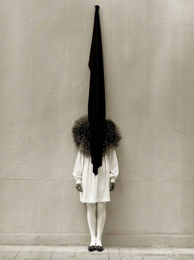 Leslie Weiner, Yohji Yamamoto, London (Flag)