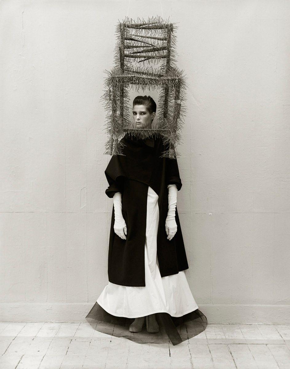 Leslie Weiner, Yohji Yamamoto, London (Chair)