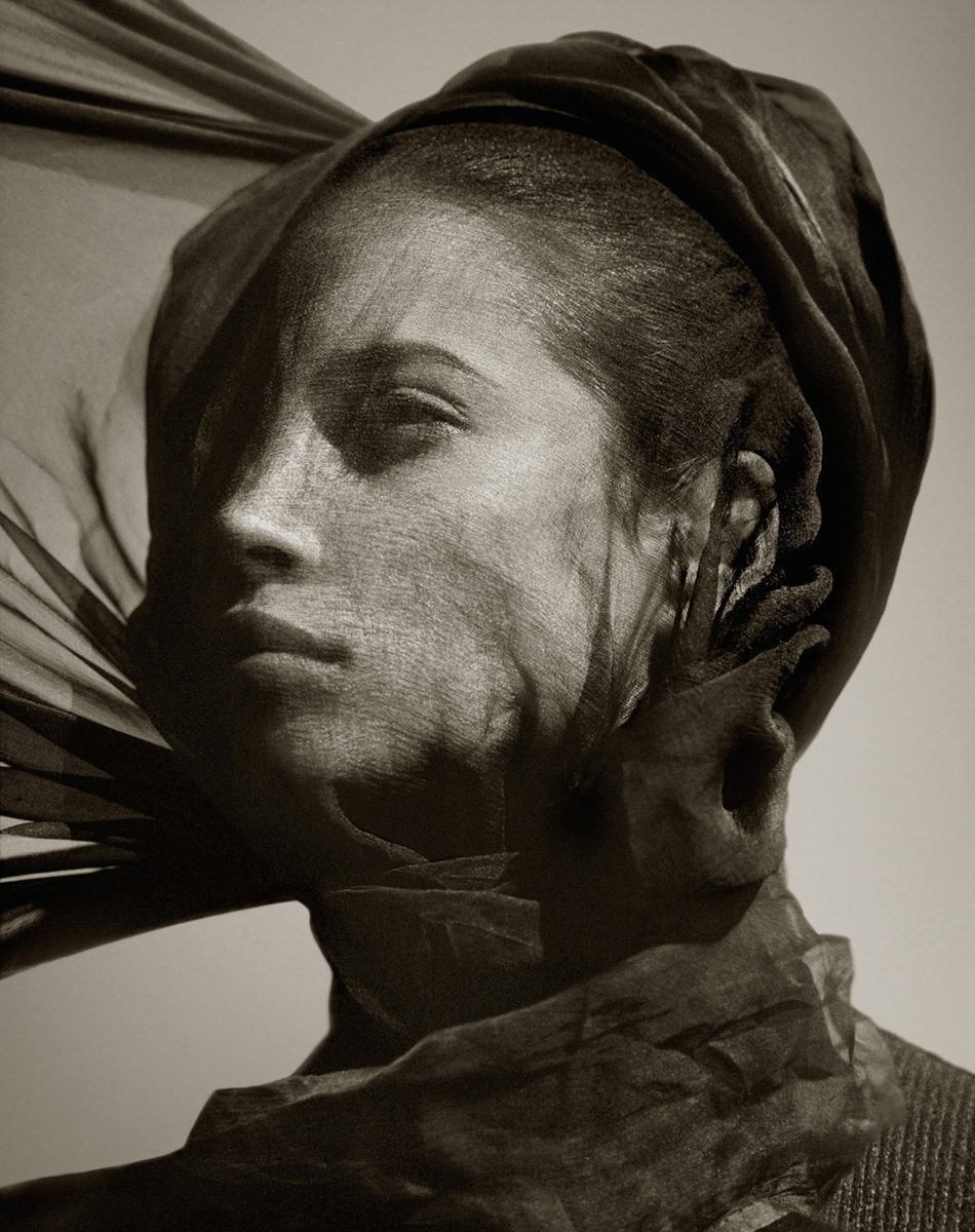 Christy Turlington, Luxor, Egypt
