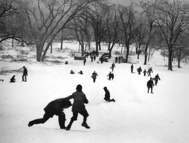 William Witt, Winter Park Scene