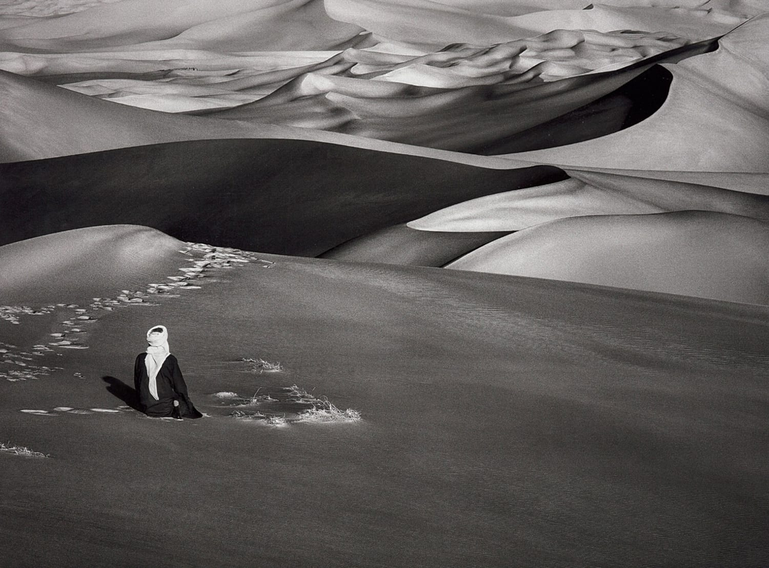Sebastiao Salgado, Sahara South Of Djanet Algeria