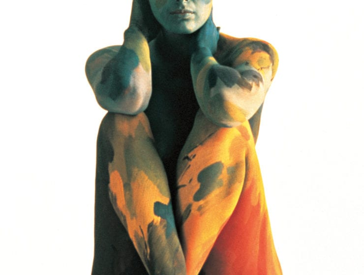 Roberto Edwards, Concepción Balmes, Chile, Cuerpos Pintados (Painted Bodies)