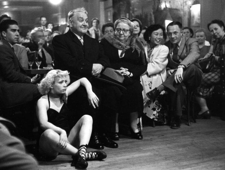 Robert Doisneau, Le Petit Balcon, 1953, Silver Gelatin Photograph