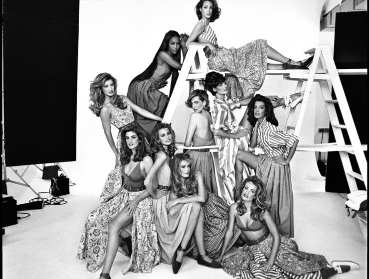 Patrick Demarchelier, Vogue Anniversary