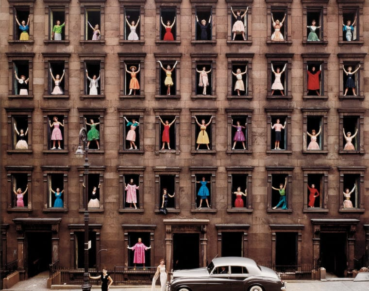 Ormond Gigli, Girls In The Windows