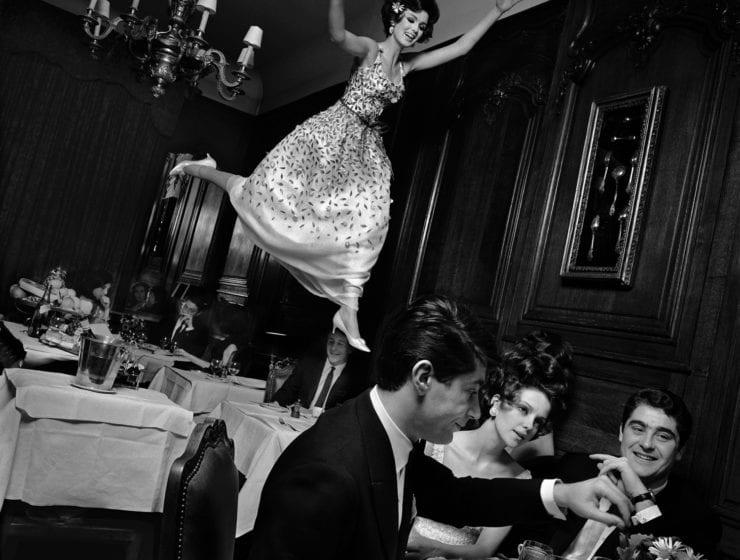 Melvin Sokolsky, Jump, Paris