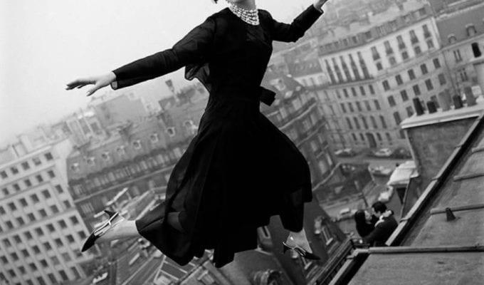Melvin Sokolsky, Fly Dior, Paris