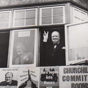 Keystone Press Agency, Winston Churchill Speaks Britain Over Bbc Radio