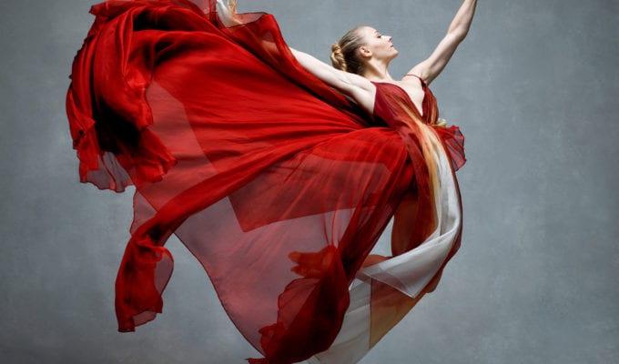 Ken Browar and Deborah Ory, Charlotte Landreau, Martha Graham Dance Company