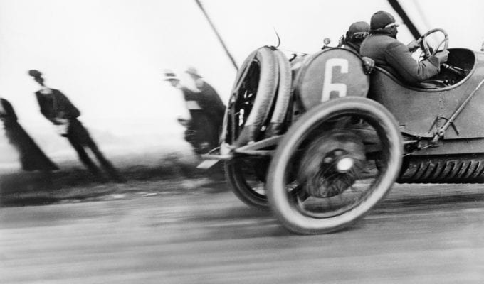 Jacques-Henri Lartigue, Grand Prix of the Automobile Club of France