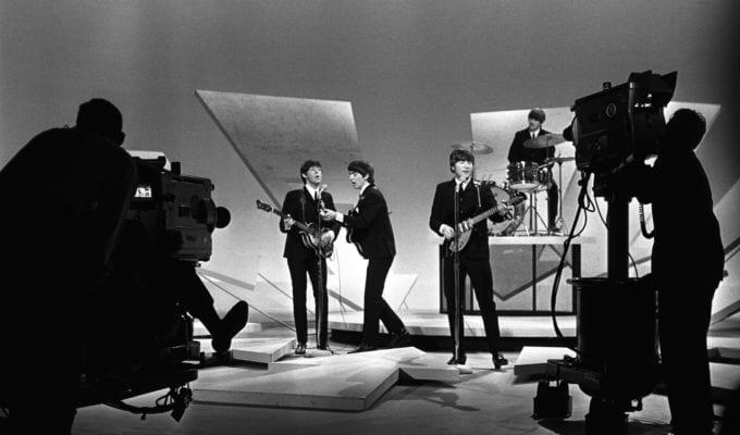 Harry Benson, The Beatles - Ed Sullivan Show
