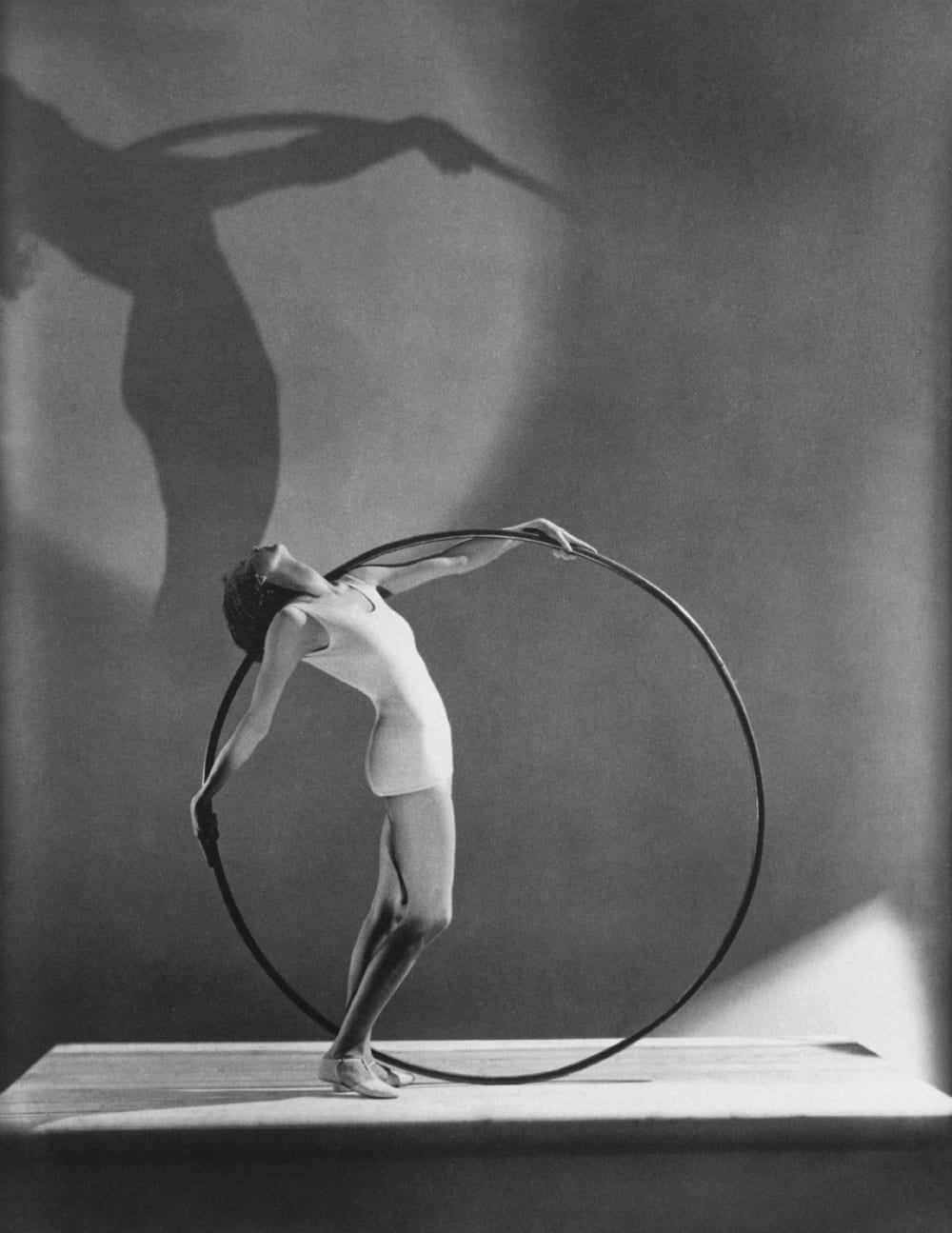 George Hoyningen-Huene, Swimwear With Hoola Hoop, Miss E, Carise