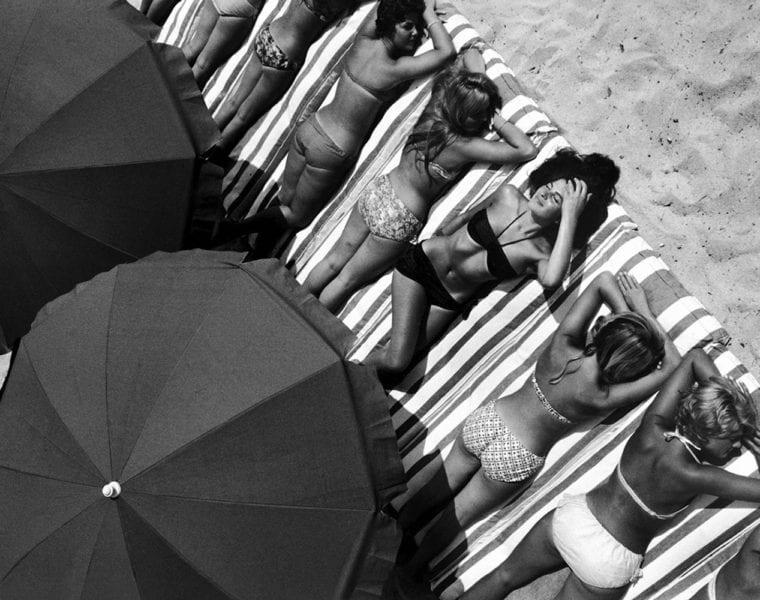 Elliott Erwitt, St. Tropez, France, 1959