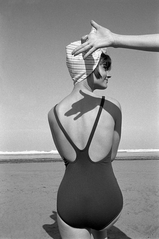 Brian Duffy, Beach Shadow, Morocco