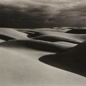 Brett Weston, Dunes, Shoshone, California