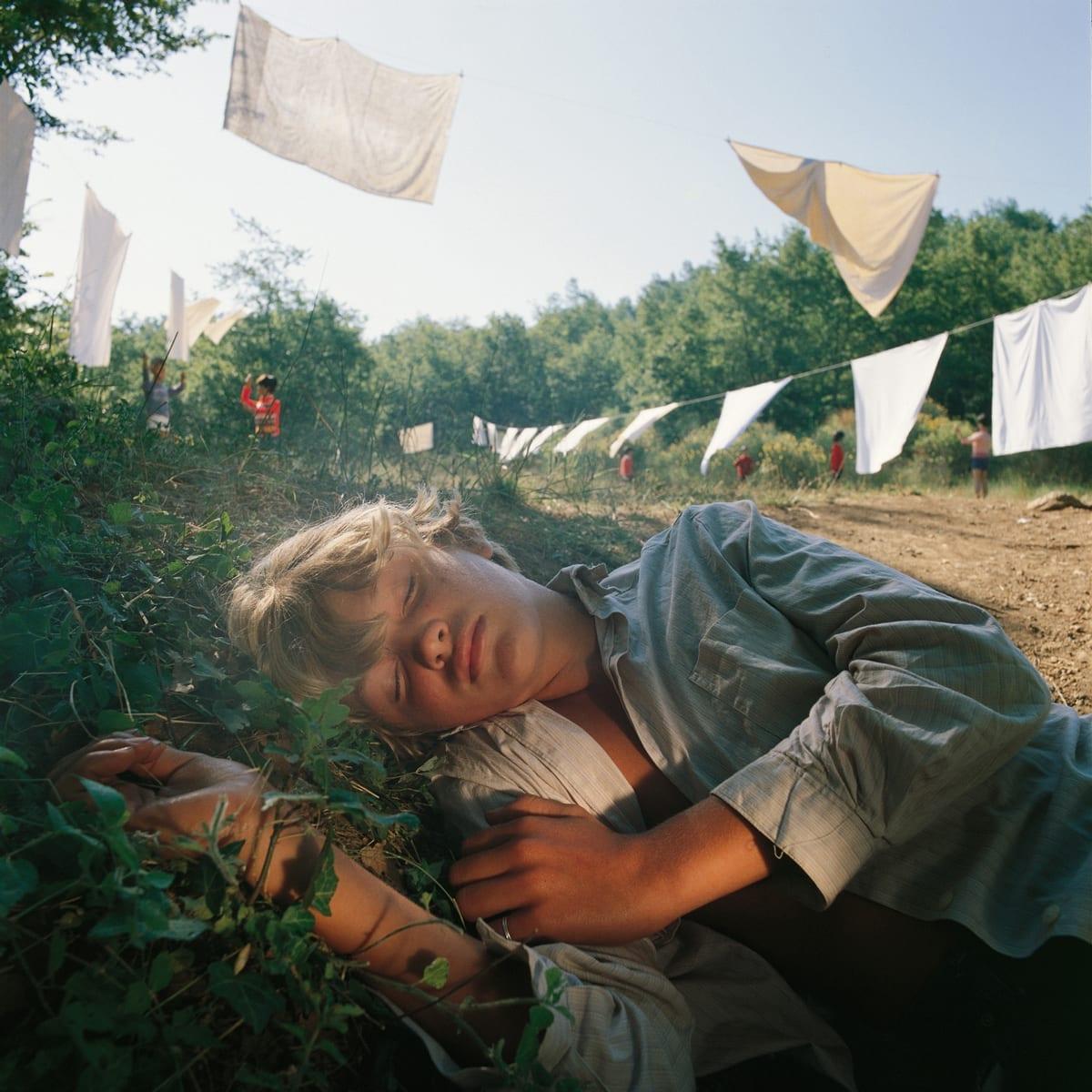 Bernard Faucon, Le Dormeur, Les Grandes Vacances