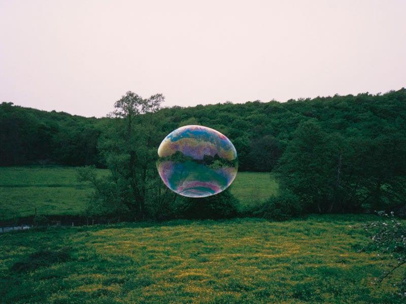 Bernard Faucon, La Bulle The Bubble