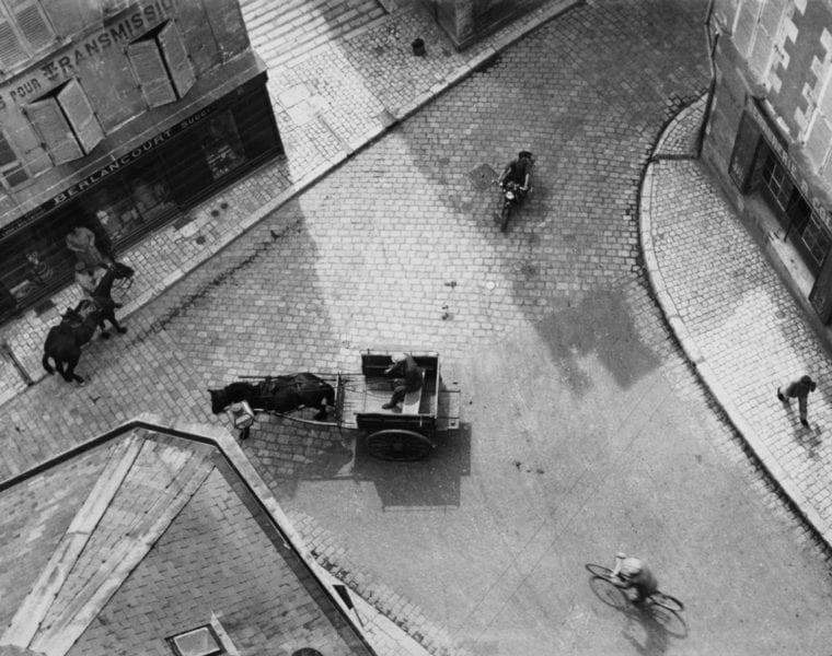 André Kertész, Carrefour Blois