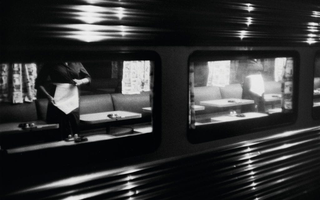 Louis Stettner, Dining Car Penn. Station