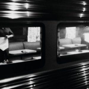 Louis Stettner, Dining Car Penn. Station