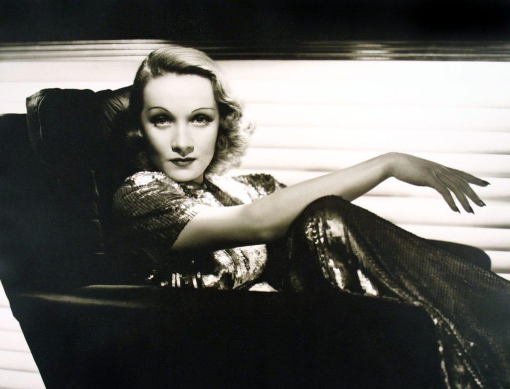 George Hurrell, Marlene Dietrich