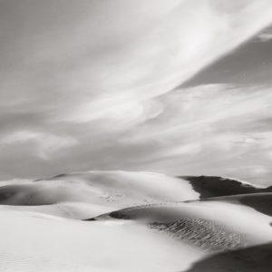Edward Weston, Dunes, Oceano