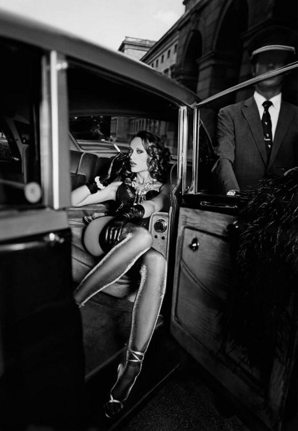 Andre De Plessel, Wine Nude