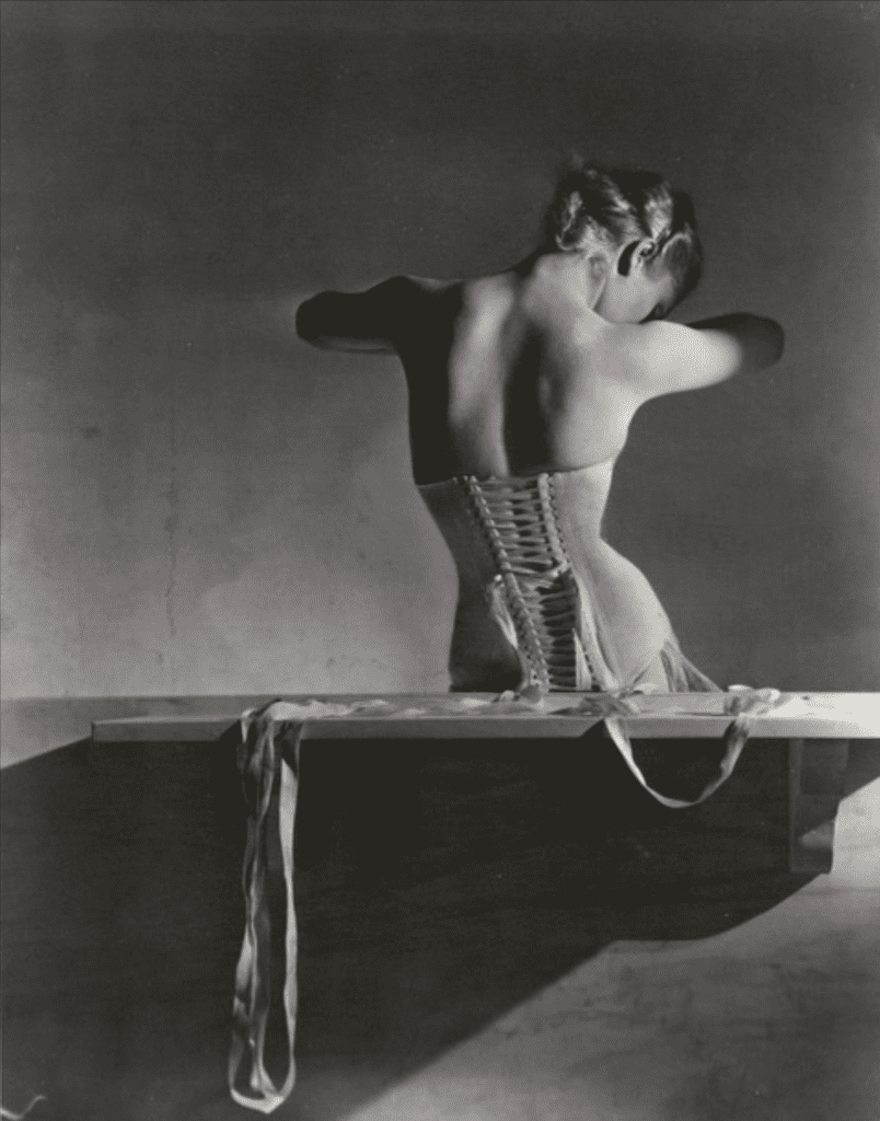Horst P. Horst, Mainbocher Corset (Tight)