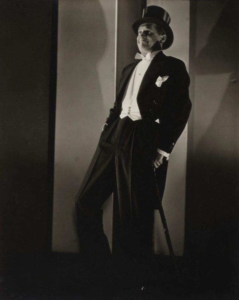 Edward Steichen, Maurice Chevalier