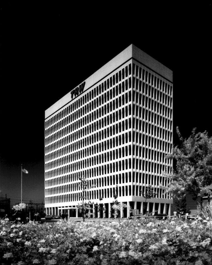 Julius Shulman, TRW Building, Los Angeles